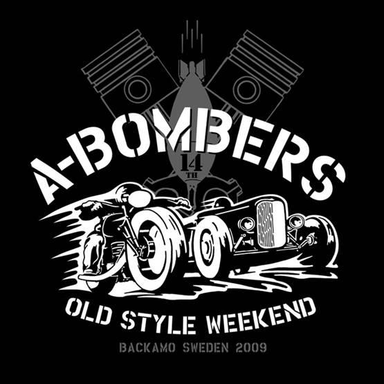 """Одним из них стало шведское шоу  """"A-bombers old style."""
